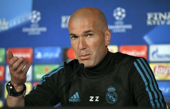 Real Madrid: Endeuillé, Zinédine Zidane fait son retour avec les Merengue avant les premiers matchs amicaux