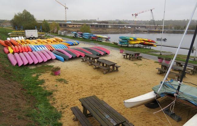La base nautique de Vaires-sur-Marne