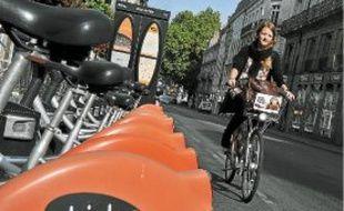 La fréquentation des vélos en libre-service a presque doublé en un an.