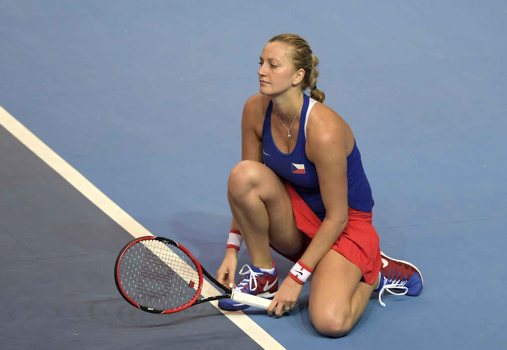 Kvitova agressée au couteau puis opérée — WTA