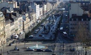 Louer un appartement coûte en moyenne 498 euros à Rennes.