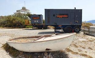 Le générateur de secours installé au Frioul consomme entre 2000 et 3000 litres de fioul par jour