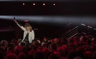 Daphné Bürki n'a pas pu retenir ses larmes sur France 2.