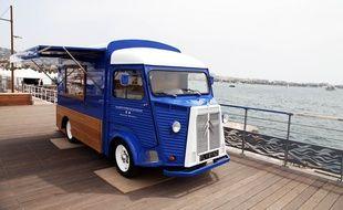 Le bar Dry Martini Grey Goose s'installe à Cannes jusqu'au 18 mai.
