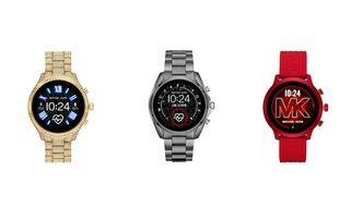 Michael Kors lance trois nouvelles montres connectées