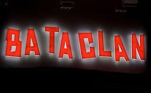 La façade du Bataclan, à Paris.