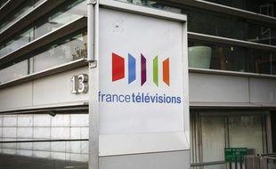 Le siège de France Télévisions dans le 15e à Paris, le 27 novembre 2013.