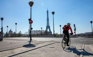 Le vélo va-t-il régner en maître dans les rues de Paris pendant le déconfinement?