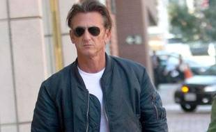 Sean Penn le 16 février 2010 à Los Angeles.