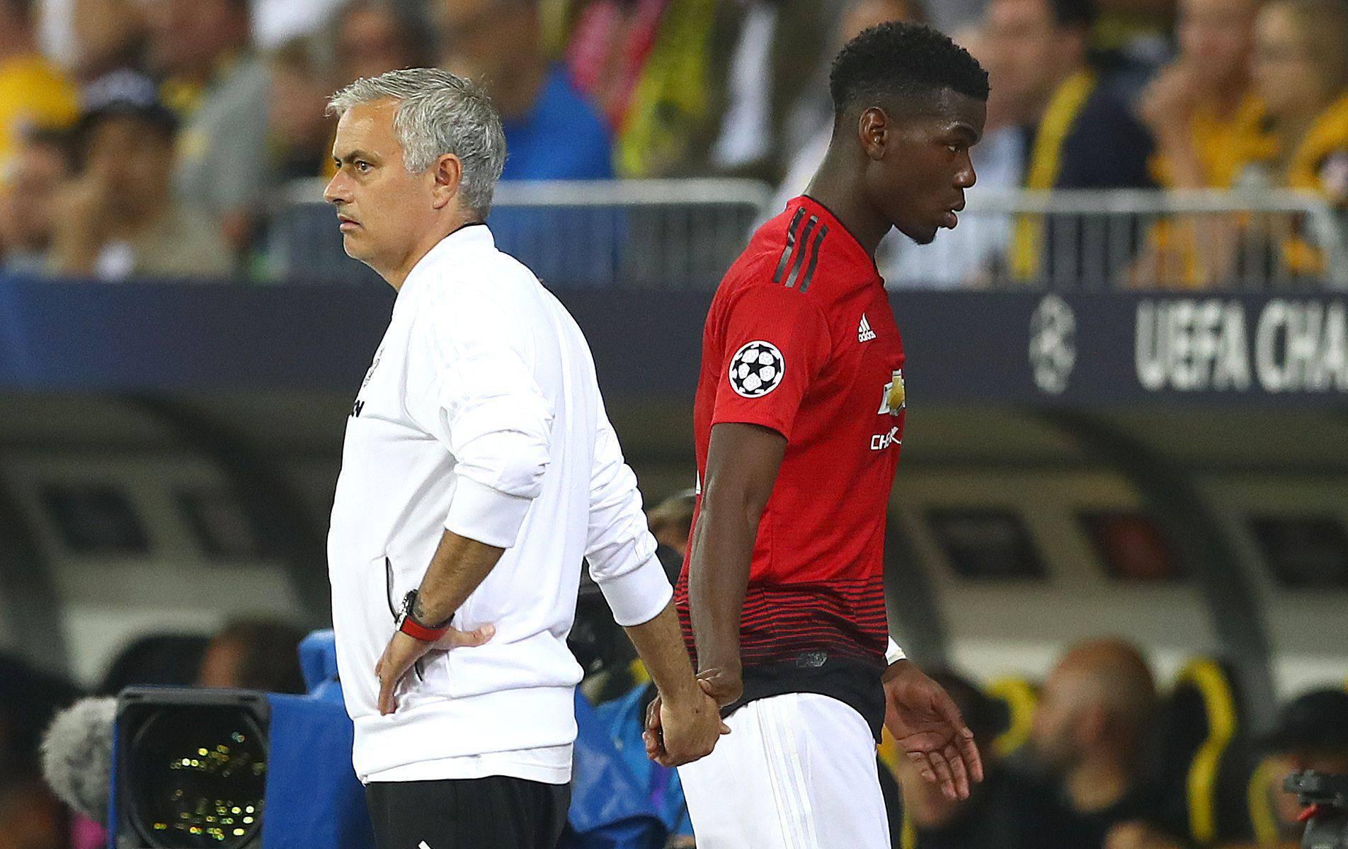 Deux ans et demi après le départ de Mourinho de Manchester United, Paul Pogba n'a rien oublié.