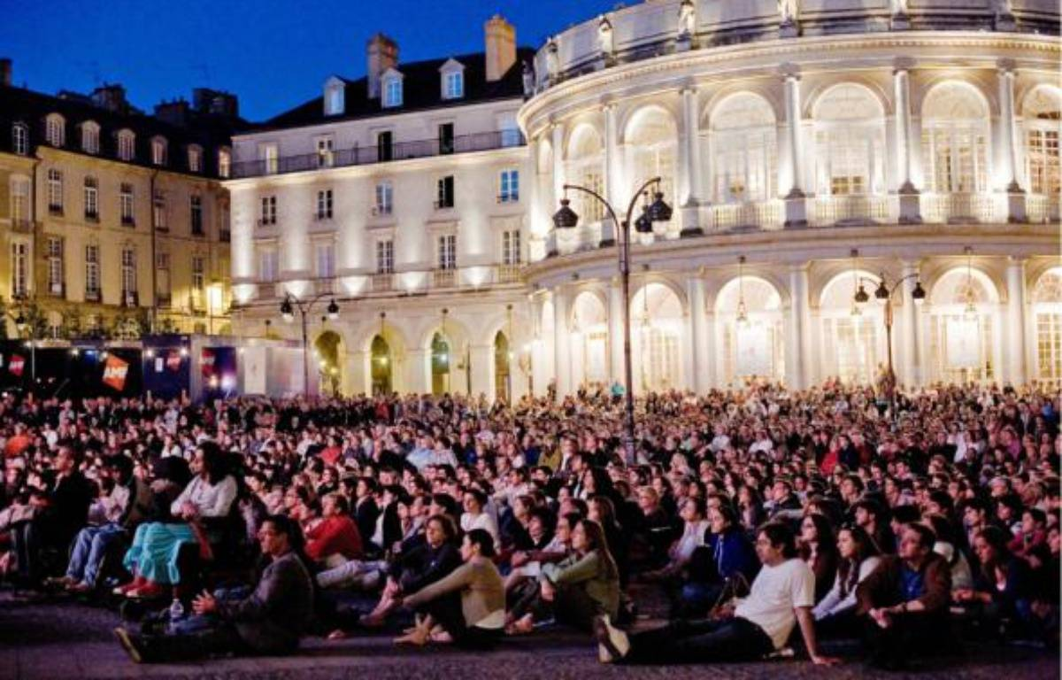 La retransmission de « Don Giovanni » avait attiré 5 000 personnes en 2009. –  LAURENT GUIZART