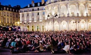 La retransmission de «Don Giovanni» avait attiré 5000 personnes en 2009.