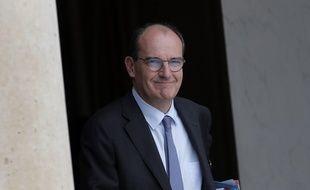Jean Castex, le 15 juillet 2020.