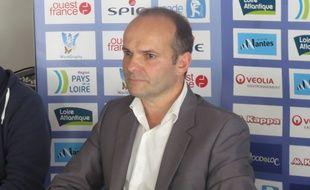 Pierre-Yves Bichon dresse un bilan positif de la saison de l'Hermine de Nantes.
