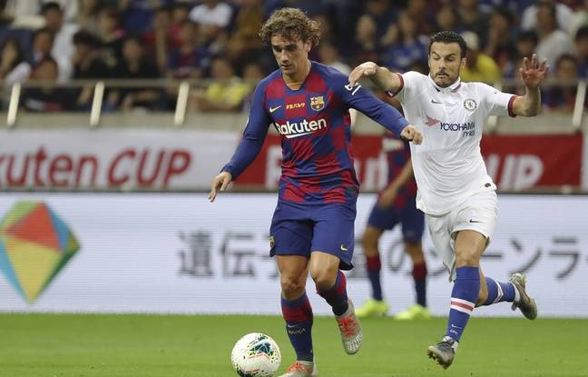 Barça: L'Atletico veut faire «bloquer la licence» d'Antoine Griezmann