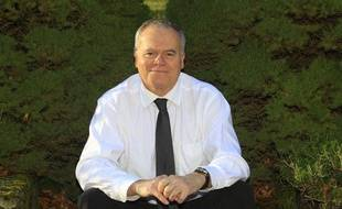 Denis Bonzy, candidat aux municipales à Grenoble.