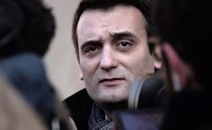 Le vice-président du Front national Florian Philippot