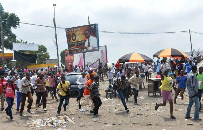 Violences à Kinshasa FIDH donne un bilan de 42 morts #Telema