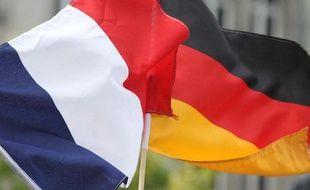 L'économie des deux pays moteurs de la zone euro était en panne au deuxième trimestre, le taux de croissance stagnant en France tandis que l'activité s'est contractée de 0,2% en Allemagne, jusque-là épargnée