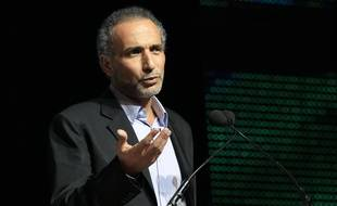 L'islamologue Tariq Ramadan, ici en 2012.