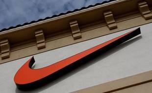 Le logo Nike (illustration).