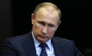 Vladimir Poutine, le 24 novembre 2015, à Sotchi