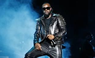 Gims, en concert au Stade de France, en septembre 2019.