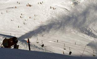 Une étude montre que les investissements envisagés par les stations de l'Isère dans le neige de culture leur permettront de