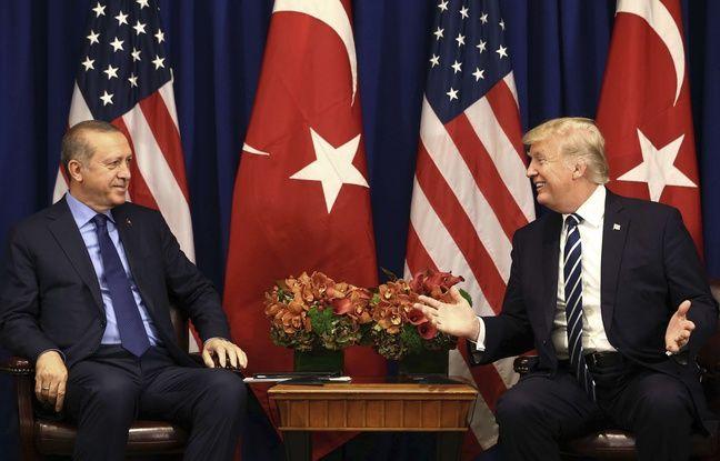 Turquie: Recep Tayyip Erdogan invite Donald Trump après l'annonce du retrait américain de Syrie