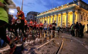 Près de 20.000 coureurs sont attendus sur les courses du marathon de Bordeaux.