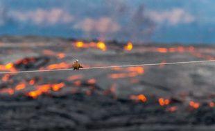 Le volcan Kilauea de l'île d'Hawaï est en éruption depuis début mai