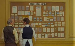 The French Dispatch, de Wes Anderson.