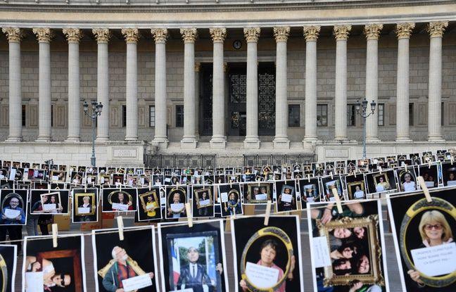 Le procureur de la cour d'appel de Lyon a requis mardi 29 octobre des peines d'amende avec sursis à l'encontre de 6 militants qui avaient décroché le portrait d'Emmanuel Macron dans la mairie de Jassans-Riottier.