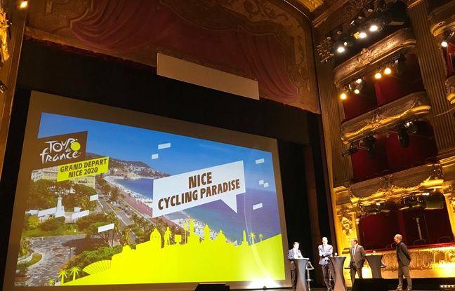 Tour de France 2020: «De la mer àla montagne», les deux premières étapes autour de Nice dévoilées
