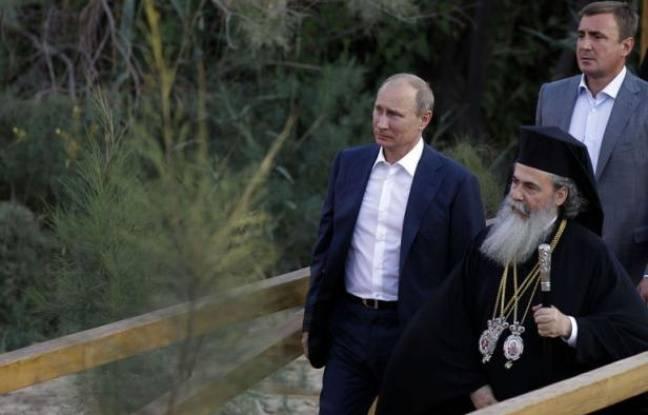 Le président russe Vladimir Poutine, en visite en Jordanie, a nié mardi avoir ordonné la dernière vague de répression contre l'opposition dans son pays, où la contestation du pouvoir se manifeste depuis les législatives de décembre.