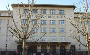 Le lycée Marcelin-Berthelot, à Saint-Maur