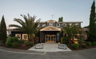L'hôtel de la chaîne Altica du port d'Arcachon