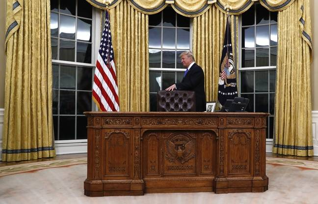 Etats-Unis: La Maison Blanche a payé des employés pour recoller les documents déchirés par Donald Trump