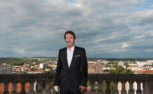 Jean-Hugues Anglade à Angoulême, le 25 août 2015.