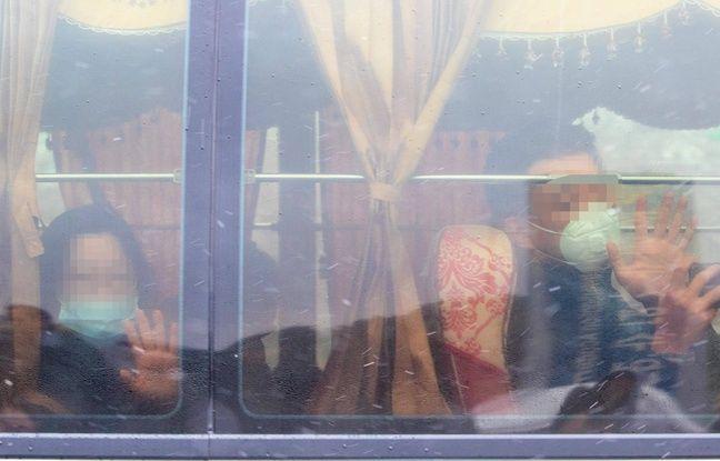 Coronavirus EN DIRECT : Fin de quarantaine pour un deuxième groupe de rapatriés de Wuhan en France ...