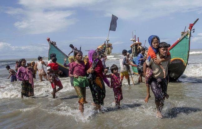 nouvel ordre mondial | Birmanie: De possibles «éléments de génocide» contre les Rohingyas selon l'ONU