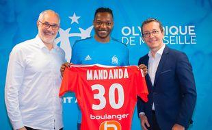 Mandanda est de retour à Marseille