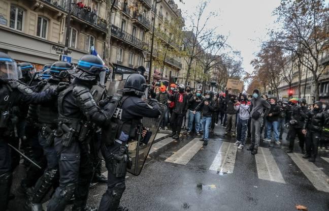 Associations et syndicats dénoncent des « arrestations arbitraires » pendant la manifestation à Paris