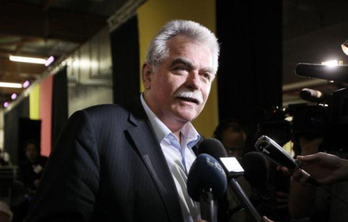 Les dix députés du Front de gauche (FG) et cinq élus d'outre-mer ont constitué un groupe parlementaire, qui sera comme prévu présidé par André Chassaigne, député PCF du Puy-de-Dôme, a annoncé lundi le nouveau groupe dans un communiqué. – Pierre Verdy afp.com