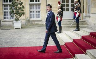 Manuel Valls prononcera son discours de politique générale mardi devant l'Assemblée nationale.