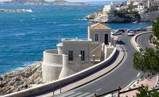 La Marégraphe de Marseille.