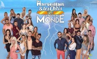 « Les Marseillais et les Ch'tis vs. Le reste du monde », le nouveau programme de W9.