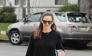 L'actrice Jennifer Garner dans les rues de Beverly Hills