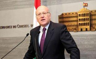 Le Premier ministre libanais, Najib Mikati, a annoncé mercredi avoir finalement versé la contribution du Liban au financement du tribunal de l'ONU chargé de juger les assassins de Rafic Hariri, une décision saluée par Washington et Paris.