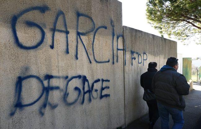 OM: «On avait honte de lui!» A Marseille, le départ de Rudi Garcia vécu comme un «soulagement»